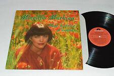 MIREILLE MATHIEU Une Histoire d'Amour LP 1980 Polydor Records Canada Vinyl VG/VG