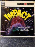 Impact - Vinyl Record LP Album - 1968 - Various Artists - STWO 2