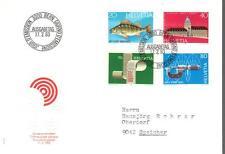 Switzerland FDC #733-736 1983 (15268)