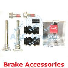 Apec Braking Disc Brake Bosch Caliper Slider Bolt Guide Pin Kit CKT1024