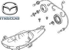 Genuine Mazda CX-5 2012-2017 Headlamp Assembly - HALOGEN - LH - KD7751041G