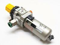 SMC US18698 REV 3 Modular Filter Regulator w/ Gauge