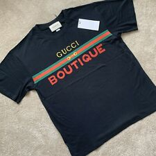 Gucci boutique print t-shirt | Large | RRP: £340