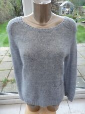 WHITE STUFF sz 16 18 Beautiful soft alpaca mix jumper worn once