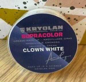 Kryolan Supracolor Clown White 30 g.