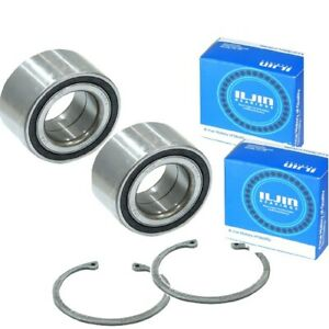 Two Genuine Iljin Front Wheel Bearing Kits for Hyundai Accent LC MC 2000 to 2010