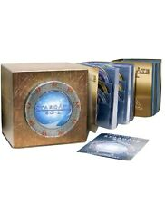Stargate SG-1 The Complete Series Collection DVD 2007 54 Disc Collectors Edition