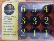 Wizkids Pirates of the Caribbean #064 Jack's Piece of Eight CSG Pocketmodel