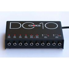 Cioks DC10 Multi-Output Guitar Pedal Effect Power Supply 10 Outlets 8 Isolated