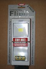 Nebo New Contemporary Flipit Light #6558 - 2 Pack