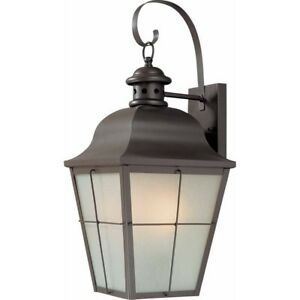 Volume Lighting Outdoor Sconce - V9032-79