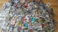 Seattle Seahawks Team Bag Lot 25 Football Cards 1 Auto 1 Relic Guaranteed NFL