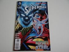 Superman #8 DC Comics June 2012