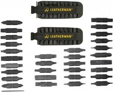Leatherman BIT KIT 931014 Multitools 21 doppelseitige Stahl Bits Set Werkzeug