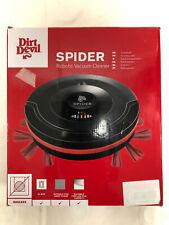 Aspirateur Robot Autonome Sans Fil Spider DIRT DEVIL M607