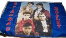 BANDIERA  SPANDAU BALLET GRUPPI MUSICALI FLAG ANNI 80-90 VINTAGE