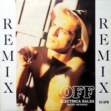 "Off ELECTRICA SALSA Remix (#zyx5548r) [MAXI 12""]"