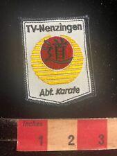 Tv-Nenzingen Abt. Karate Martial Arts Patch 01Rn