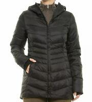 NWT The North Face Women's Aconcagua Down Parka II Coat Black Size L