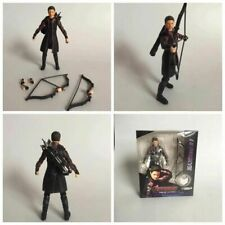 """6"""" S.H.Figuarts SHF Marvel's The Avengers Endgame Movable Hawkeye Figurine Toy"""