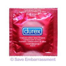 24 DUREX FETHERLITE THIN FEEL Condoms - Fast Free UK Post