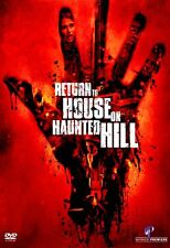 NEW DVD // Return to House on Haunted Hill - Victor Garcia, Erik Palladino,the