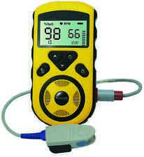 Handheld Pulsioxímetro de Dedo oxígeno Monitor 100e