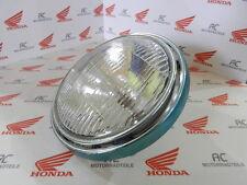 Honda CB 500 T Reflektor Scheinwerfer Glas Chrom Original neu Headlight NOS