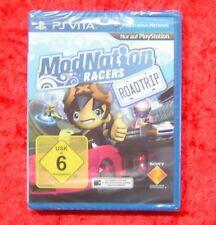 ModNation Racers Road Trip, Sony PSVita Spiel, PlayStation Vita, Neu, deutsche V