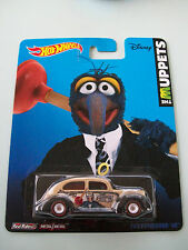 Hot Wheels The Muppets Gonzo - Fat Fendered '40 - RRiders Metal/Metal NIP 2014