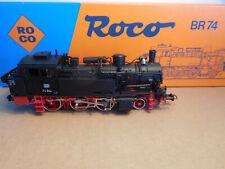 ROCO HO réf 43271 LOCO A VAPEUR DB 74 904.