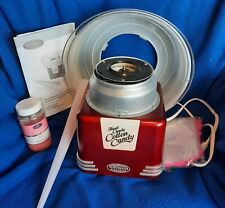 Nostalgia Hard Candy Cotton Candy Maker Includes Supplies As Pictured
