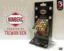 Numberic by Taiwan Ben - Cube Magic - Trick