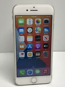 Apple iPhone 7 - 128GB Silver (A1778) T-Mobile ONLY *AS-IS Bad Batt*  MV3486