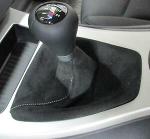 Original BMW 6 Gang M Schaltknauf 3er E90 E91 E92 E93 + Performance Schaltbalg