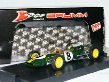Brumm R332 LOTUS 25 Jim Clark 1963 Italiano GP #8 1/43