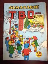 TBO Almanaque 1969