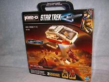 Spock's Volcano Mission Kre-O Star Trek A3139 Light Tech Sulu Kreons 2012 New