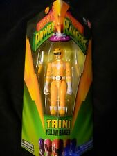 Mighty Morphin Power Rangers! Trini Yellow Ranger