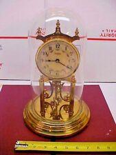 Vintage Forestville Clock  400 Day German Anniversary Clock Parts or repair