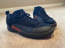 "Men's Air Jordan 12 XII Retro Low ""Max Orange"" Size 16"