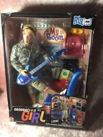 GENERATION GIRL MY ROOM BLAINE KEN DOLL GUITAR PLAY SET NRFB RARE NEW