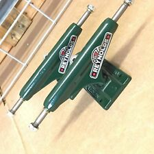 New Independent 129 Stage 11 Reynolds GC Hollow Standard Green Skateboard Trucks