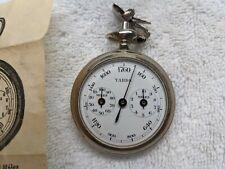 yards pedometer antique