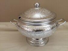 Aluminum Monk Rice Alm Bowl - Thai - 24 cm - New - Thailand