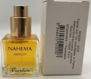 Guerlain Nahema PARFUM 30ml/1.0oz TESTER w/ BOX Authentic Fast from Finescents!