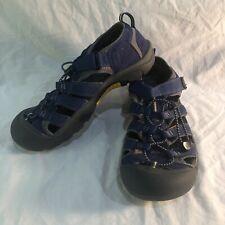 Keen Newport H2 1009962 Youth Blue Waterproof Sport Sandals Size US 7 Euro39