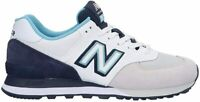 New Balance Low ML 574 – Sneakers basse da uomo - ML574UPN WH/NA SCARPA