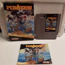 Pirates CIB (CC) (1991) Nintendo NES