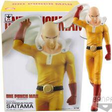 Banpresto One Punch Man DXF Premium Figure SAITAMA PVC Figure